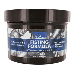 Tom of Finland Fisting Cream 8oz.
