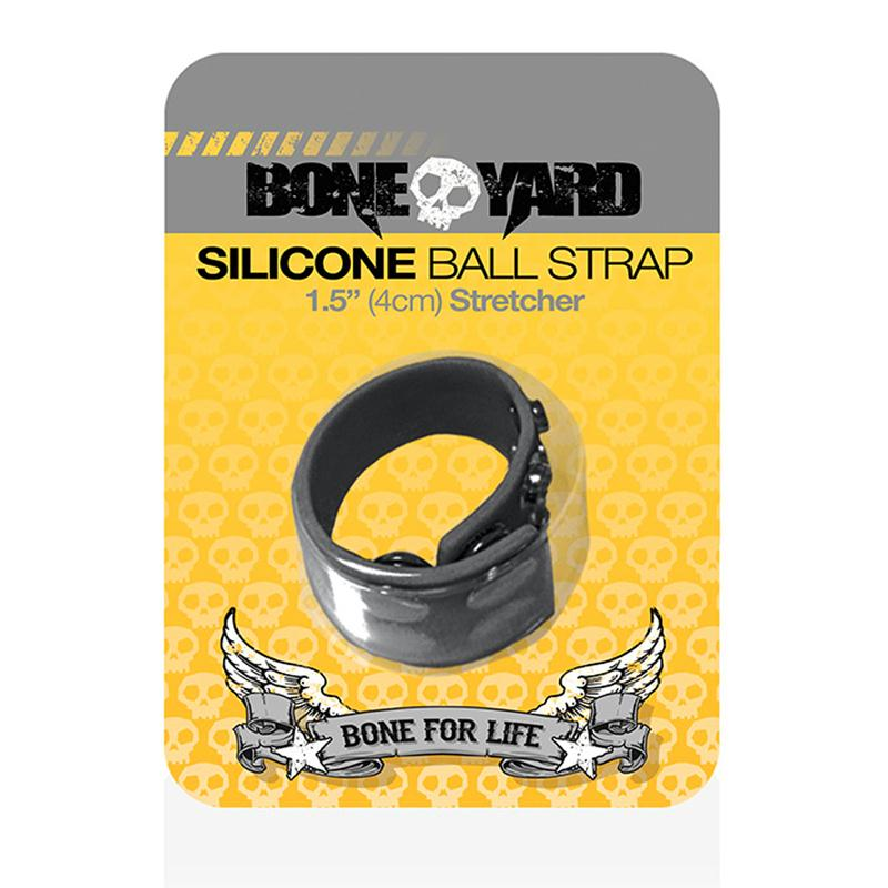 Boneyard Ball Strap Black