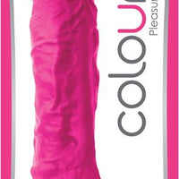 Colours Pleasures 7in Dildo Pink