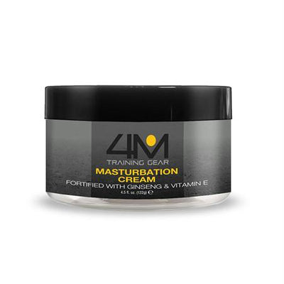4M Endurance Masturbation Cream w-Ginseng 4.5 fl.oz