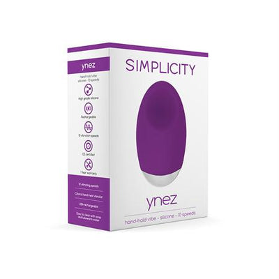 Simplicity YNEZ Hand-hold vibe - Purple