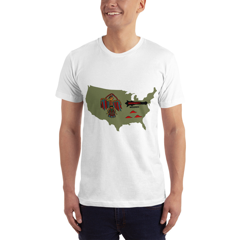 Birdman's Mounds T-Shirt