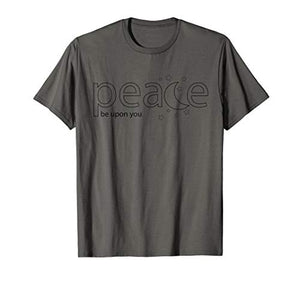 Sweet Moon -Peace be Upon You- Ramadan T-Shirt