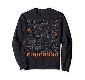 Sweet Moon -The Ramadan Spirit- Sweatshirt