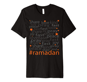 Sweet Moon the Ramadan Spirit Premium T-Shirt