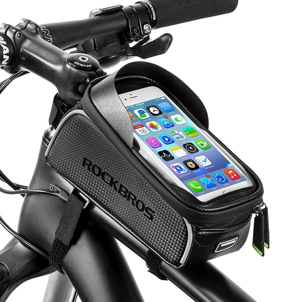 🔥50%OFF🔥Waterproof Touch Screen Bike Handlebar Bag