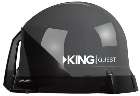 King Quest Automatic Satellite Dish