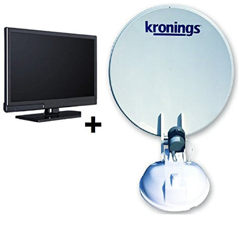 Kronings Ultra Fully Automatic Satellite Dish
