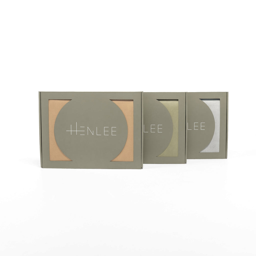 Henlee | Circle Nomad Mat | Tan | White Fox & Co