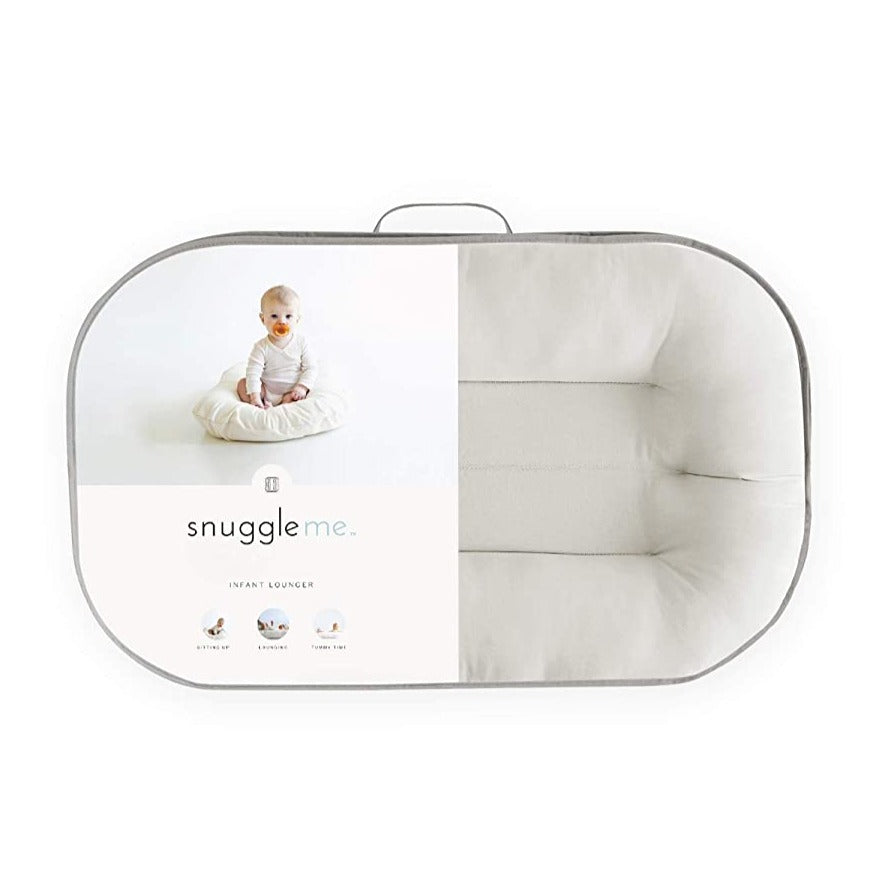 Bare Infant Lounger | Natural