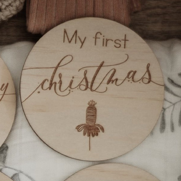 My First Christmas Disc | Australiana