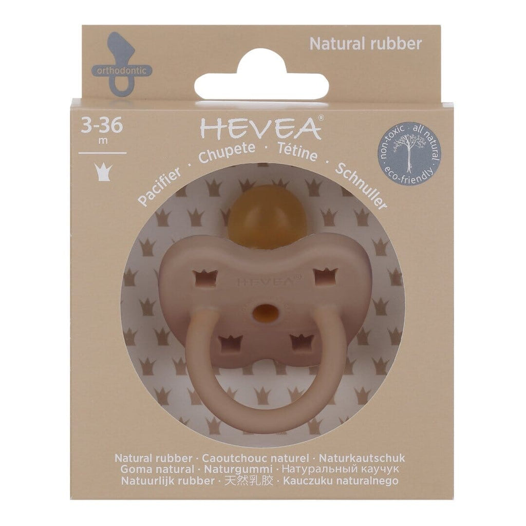 Hevea Dummy | Fudge | White Fox & Co