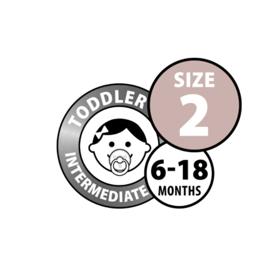 Bibs Dummies | Woodchuck | 2 Pack | White Fox & Co