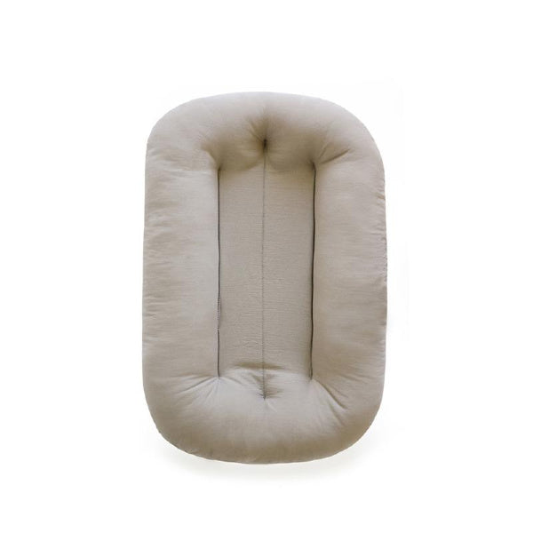 Snuggle Me Organic | Infant Lounger | Bare Birch | White Fox & Co