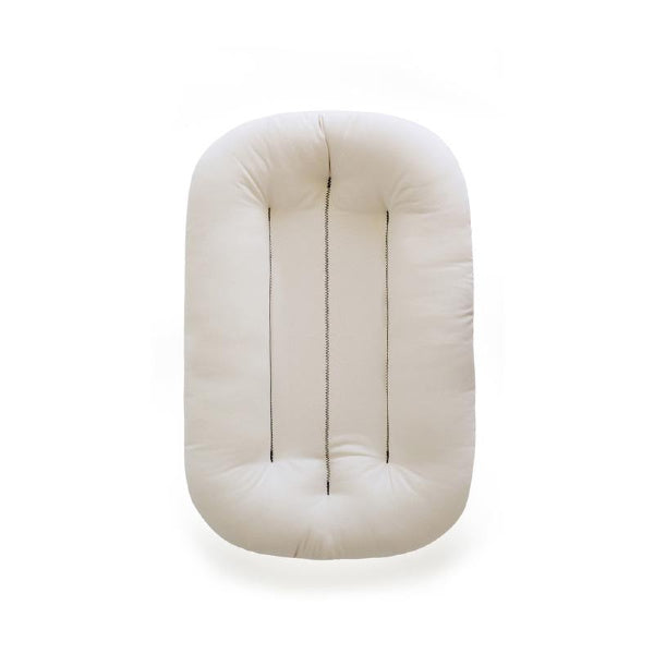 Snuggle Me Organic | Bare Lounger | Infant Lounger | Natural