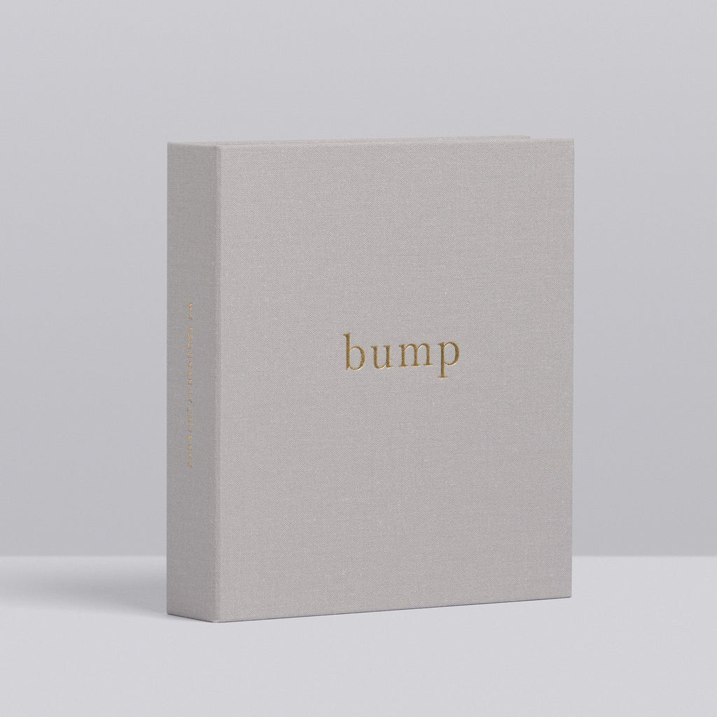 Write to Me | Bump | Boxed Light Grey | White Fox & Co
