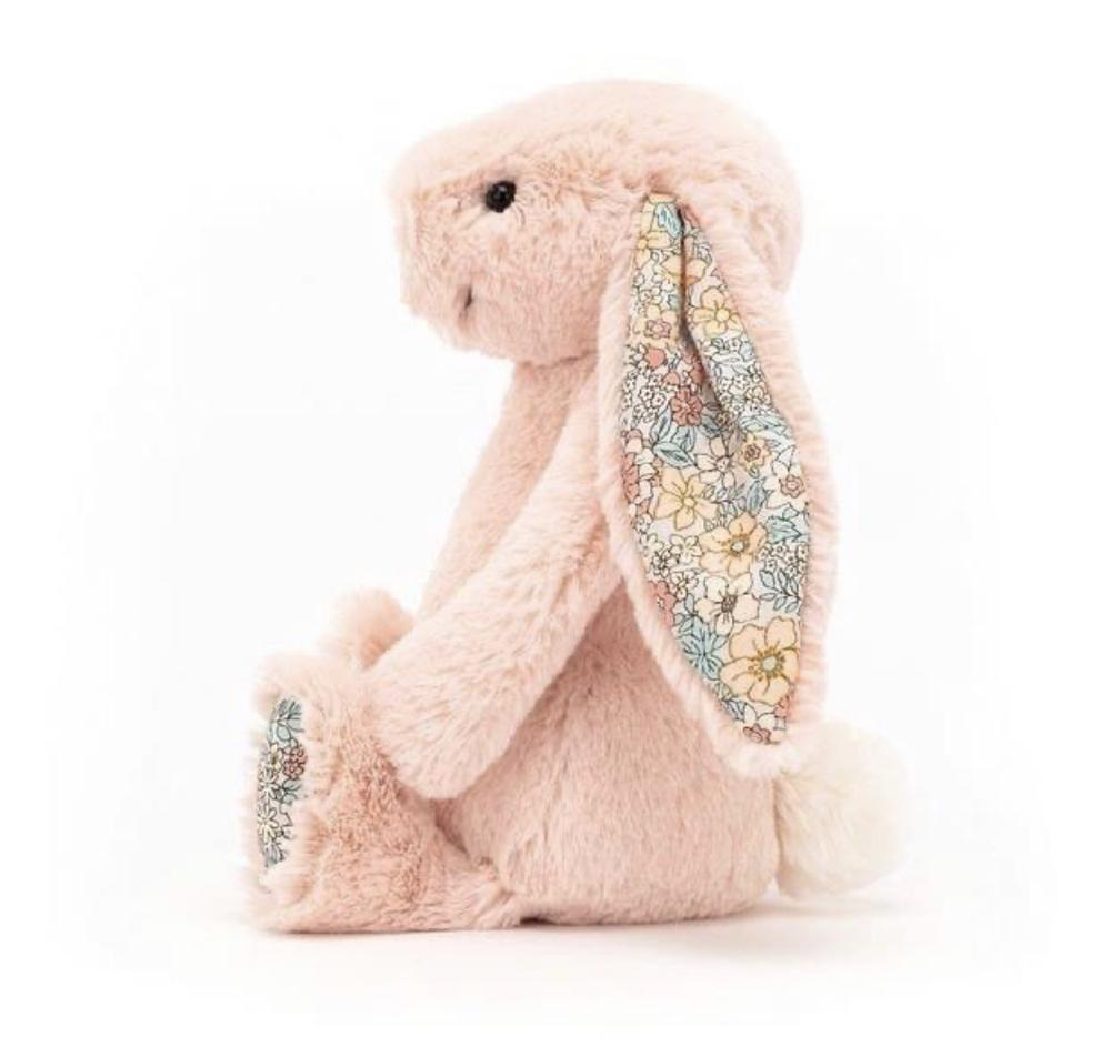 Jellycat | Bashful Bunny | Blossom Bashful Medium | White Fox & Co