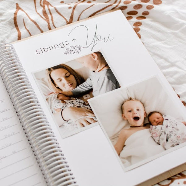 Baby Memory Book | Your Story
