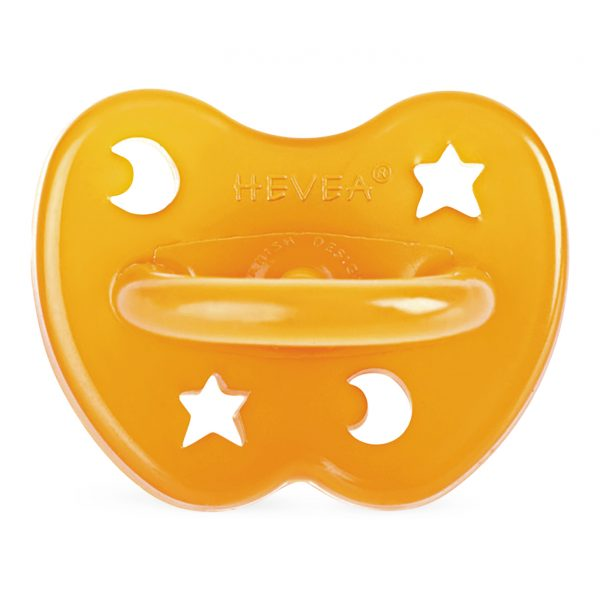 Hevea | Orthodontic Pacifier | Natural Dummy | White Fox & Co