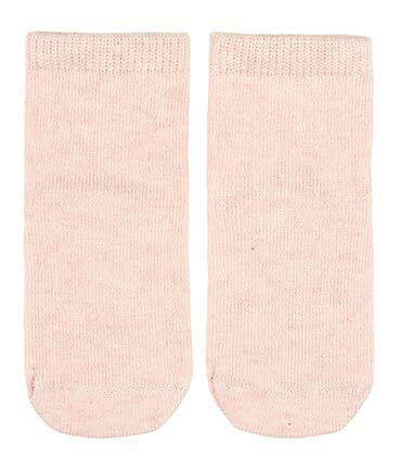 Toshi | Organic Baby Sock | Peony | White Fox & Co