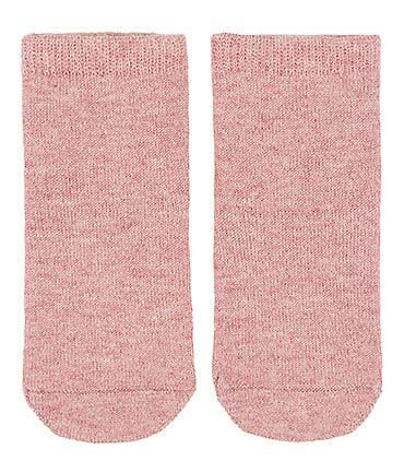 Toshi | Organic Baby Sock | Wild Rose | White Fox & Co