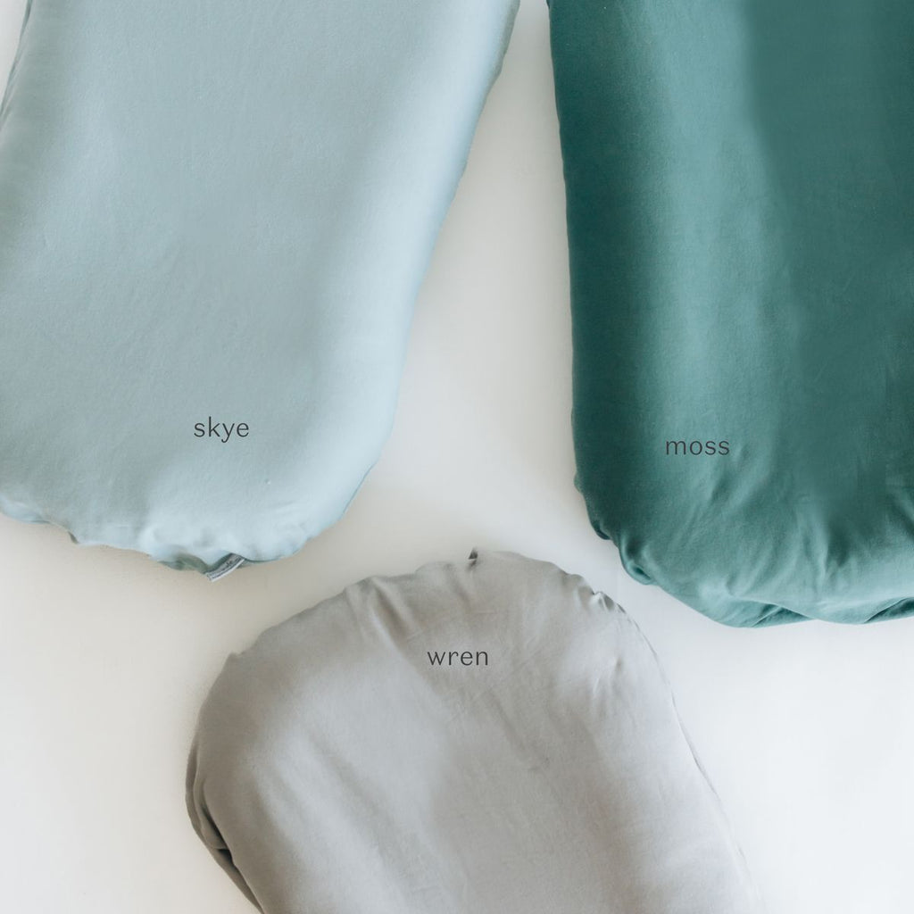 Snuggle Me Organic | Infant Lounger Bundle | Skye (pre-order)
