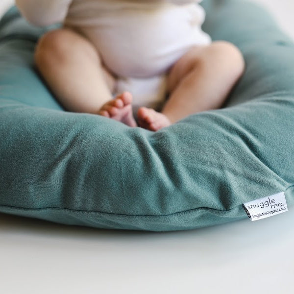 Snuggle Me Organic | Infant Cover | Moss | White Fox & Co