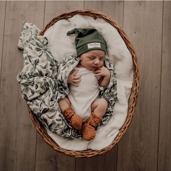 Snuggle Hunny Kids | Evergreen Wrap | White Fox & Co