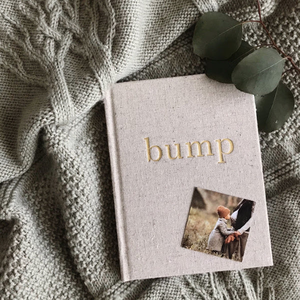 Write To Me | Bump Journal | White Fox & Co