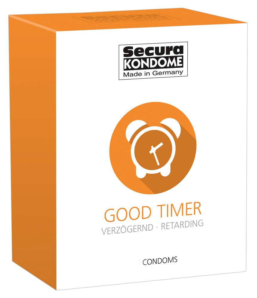 SECURA – GOOD TIMER Condoms