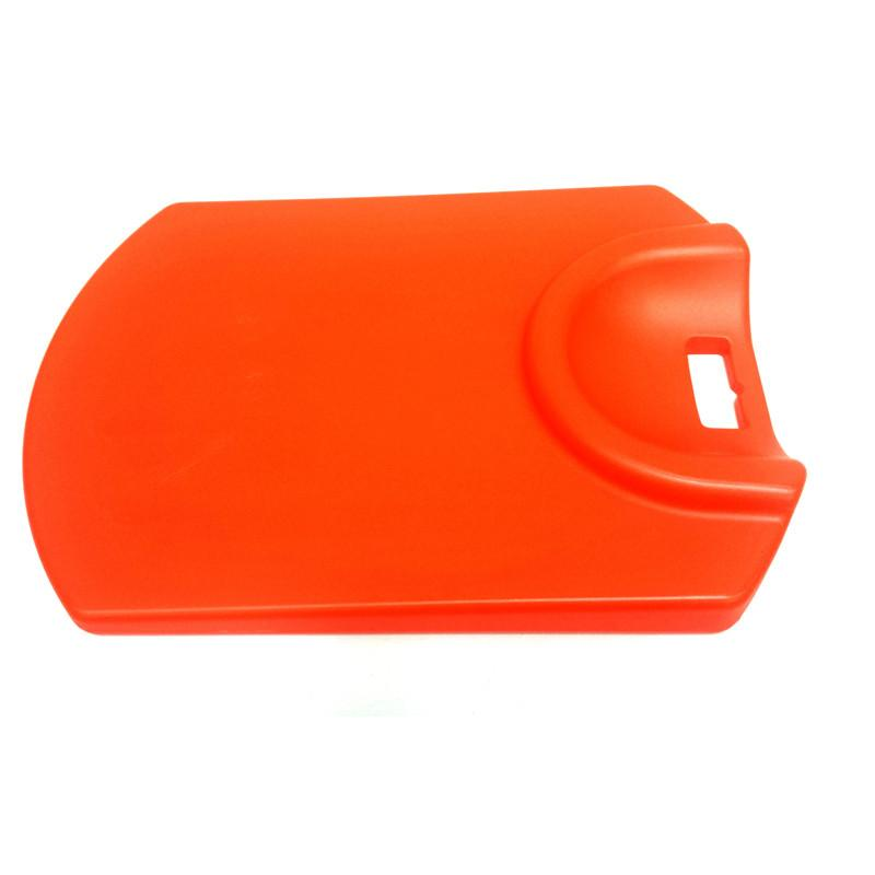 LINE2design Emergency Medical Life Saver CPR Board Anatomically Contoured To Position Patient - Orange