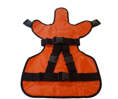 LINE2design Fluid Restraint Pediatric Seat EMS EMT Adjustable Emergency Immobilization Unit - Orange