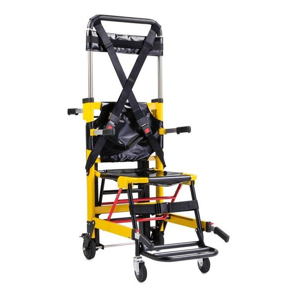 LINE2design Medical Emergency Evacuation Manual Track Stair Chair