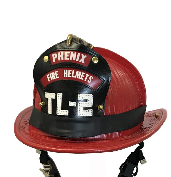 Rubber Firefighter Helmet Band