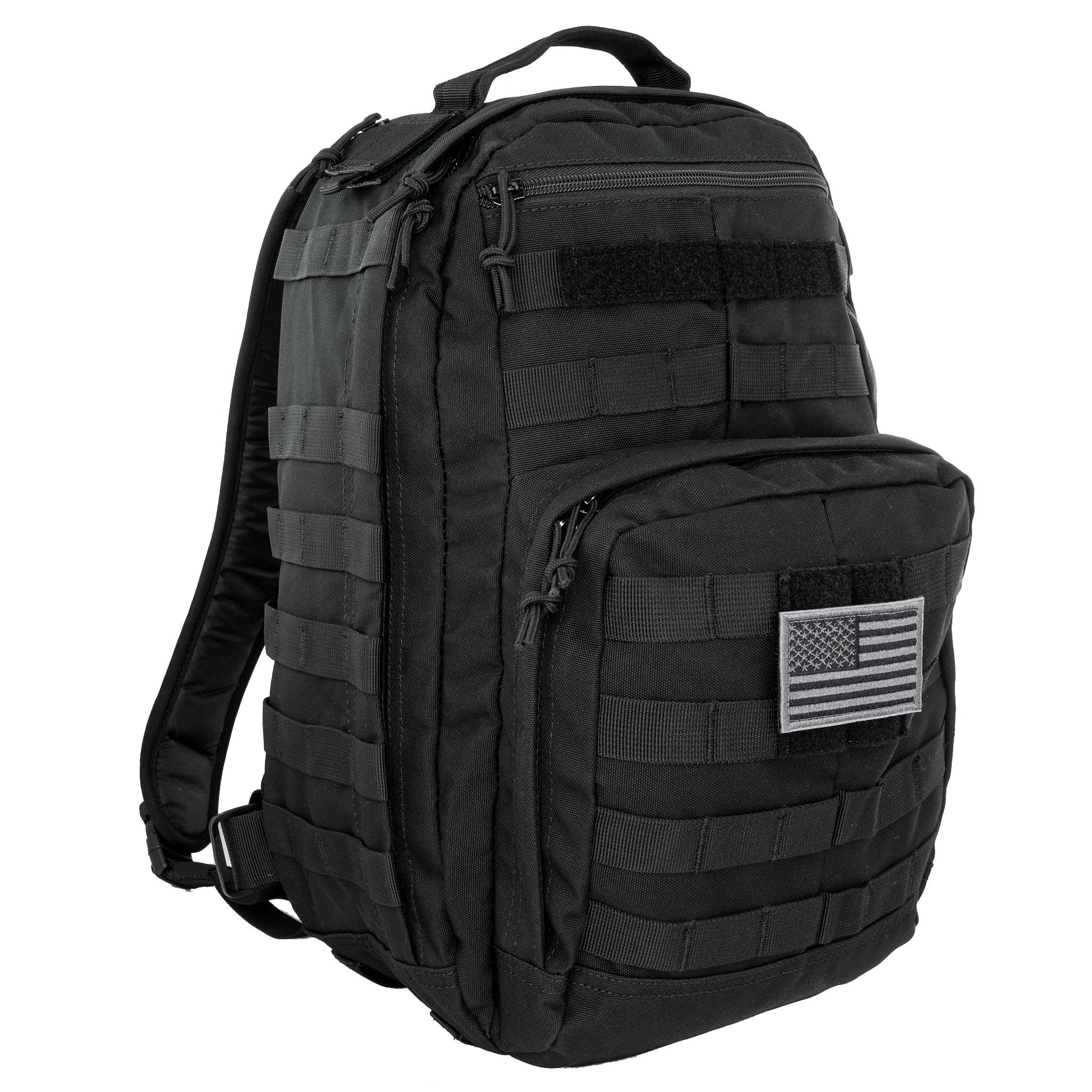 LINE2design Emergency Medical, Tactical Trauma Backpack, Molle System Backpack, Outdoor Day Pack