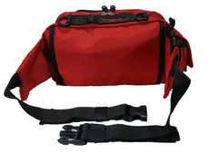 LINE2design Deluxe Emergency First Aid Kit - Convertible Fanny Pack Style