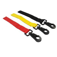 Firefighter Glovestraps wtih Heavy Duty Metal Hook, Extra Long