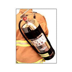 Firefighter Watercan Harness with Adjustable Strap