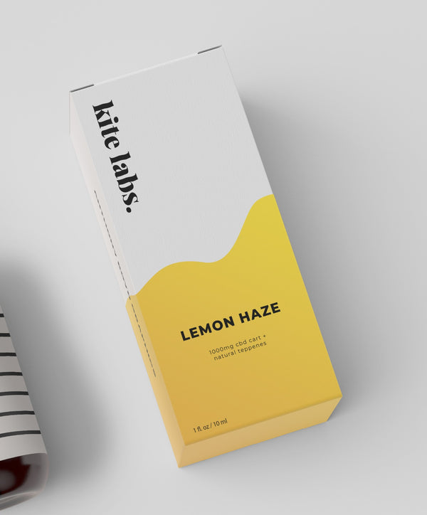 Lemon Haze Cartridge
