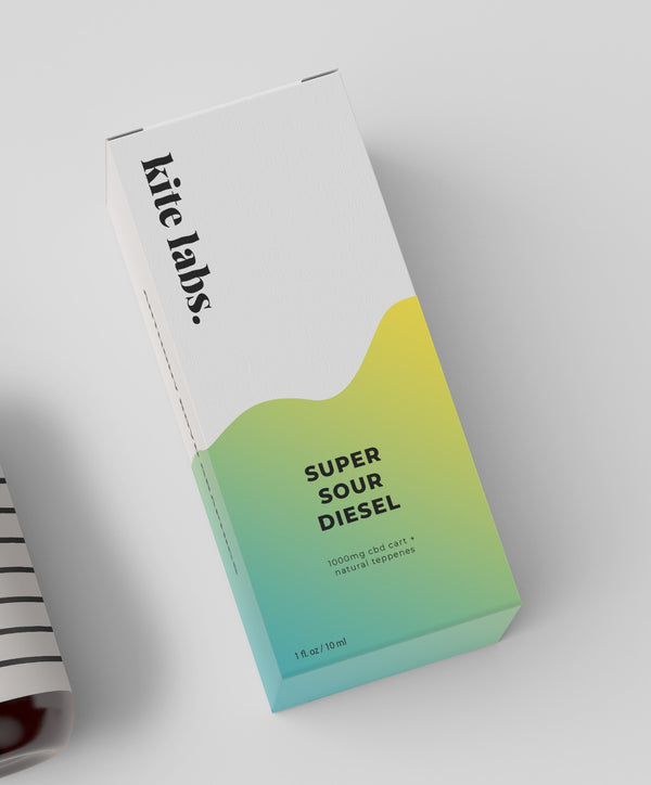 Super Sour Diesel Cartridge