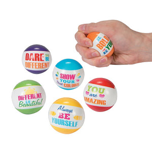 Motivational Stress Balls