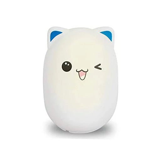 Friendly Bear Silicone Night Light