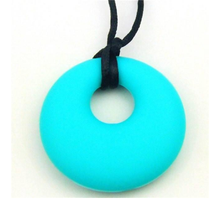 Load image into Gallery viewer, Sensory Chewable Necklace (Circle) - Autism Resources South Africa