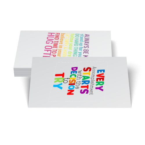 Lunchbox Cards - Autism Resources South Africa