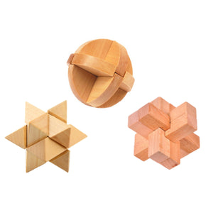 Mega Wooden 3D Puzzle - Autism Resources South Africa
