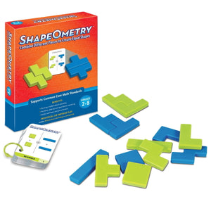 Shapeometry Board game