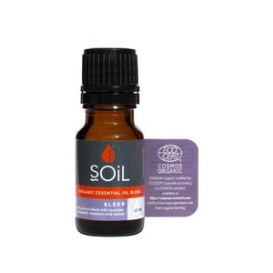SOiL Organic Essential Oil Blends - Autism resources South Africa