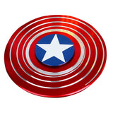 Captain America Metal Fidget Spinner