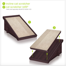 Load image into Gallery viewer, Incline Cat Scratcher