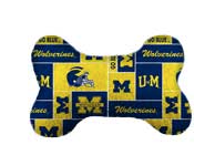 Load image into Gallery viewer, NCAA University of Michigan Pet Gear